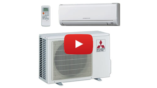 The Mitsubishi Ductless Diamond System